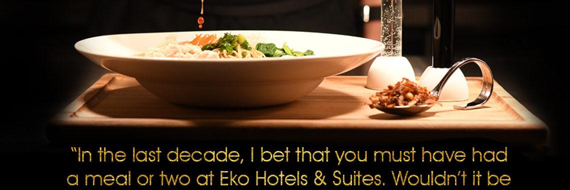 Eko Hotels chef week 2019