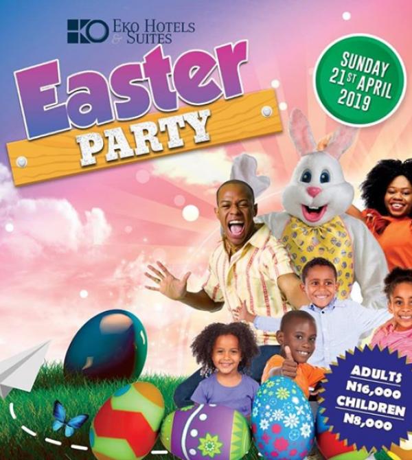 Eko Hotels 2019 Easter